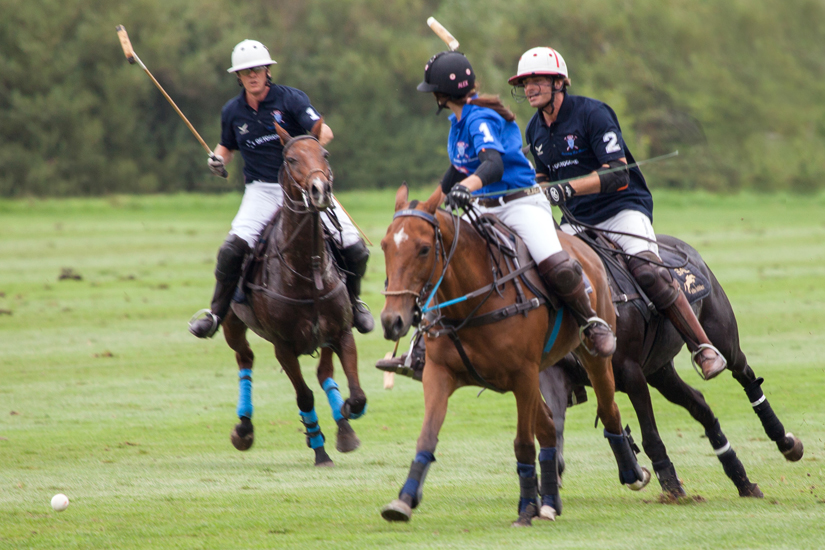 Polo Fürstenberg Trophy: Team Bad Dürrheimer vs. Team Octogone